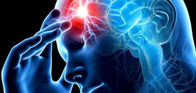 خطر اصلاابة بالسكتة الدماغية