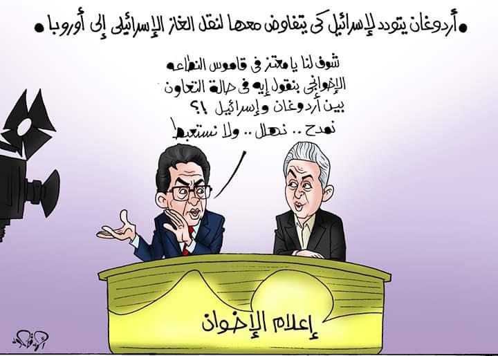 الكاريكاتير أحمد قاعود