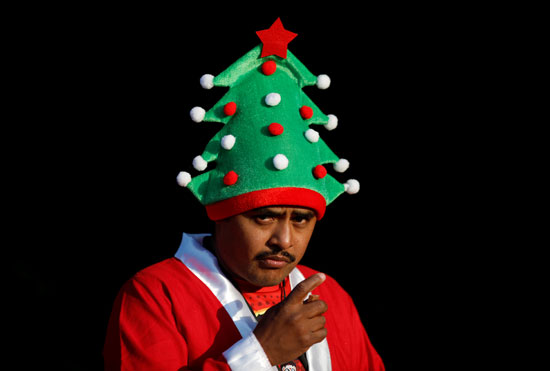سانتا كلوز فى المكسيك