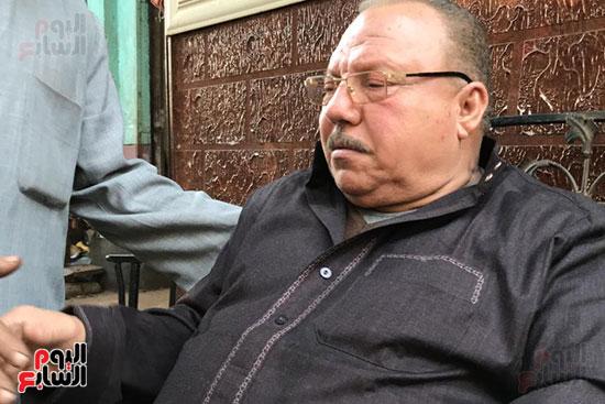 اليوم السابع يلتقى عبد الغفور بطل لن أعيش فى جلباب أبى (6)
