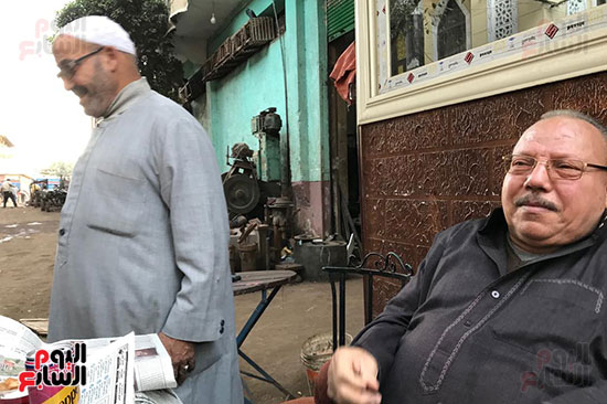 اليوم السابع يلتقى عبد الغفور بطل لن أعيش فى جلباب أبى (10)