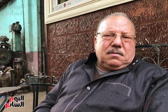 اليوم السابع يلتقى عبد الغفور بطل لن أعيش فى جلباب أبى (8)