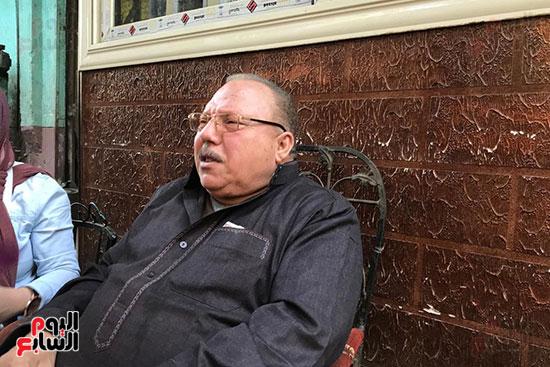 اليوم السابع يلتقى عبد الغفور بطل لن أعيش فى جلباب أبى (17)