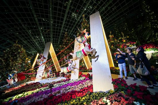 الاحتفالات بسنغافورة