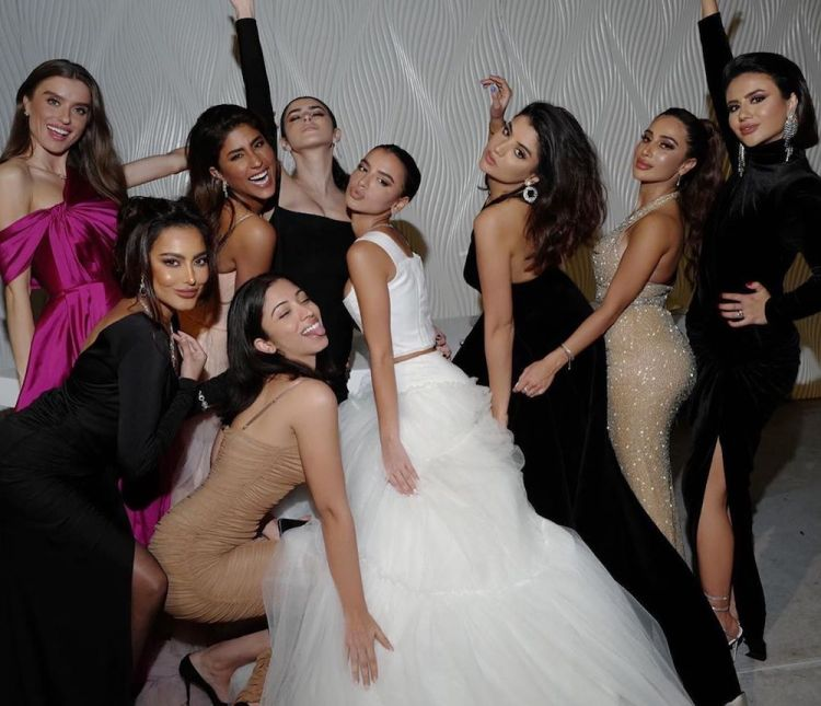 حفل زفاف رانيا فواز