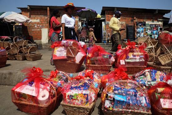 هدايا فى نيجيريا
