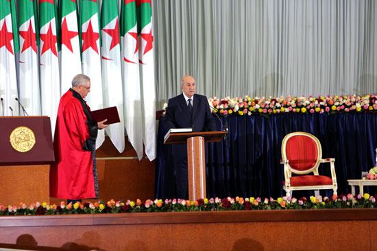 أدى-اليمين-الدستورية-الرئيس-الجزائري-عبد-المجيد-تبون