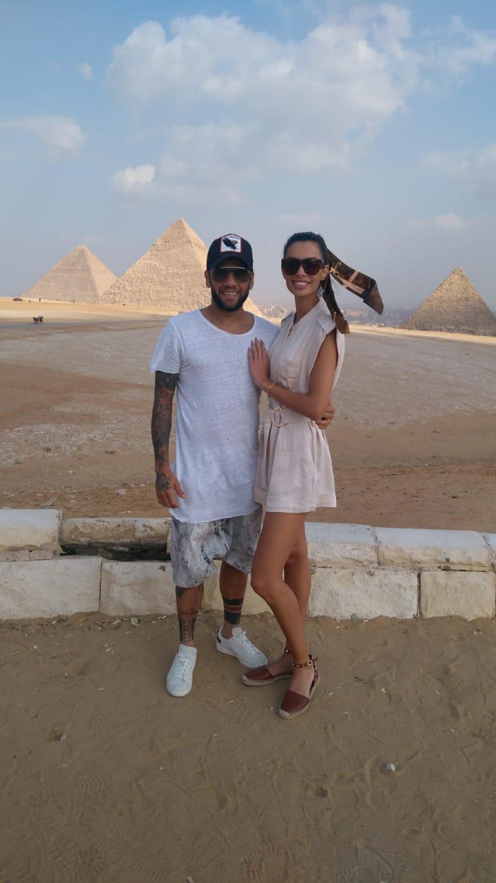 دانى فى الأهرامات (1)