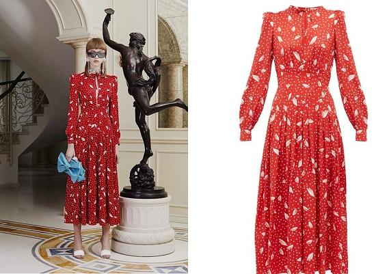 الفستان فى مجموعة اليساندرا ريتش