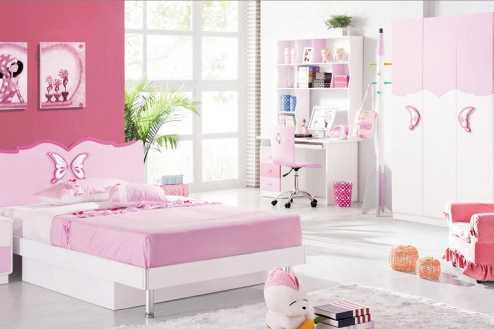 لون غرف النوم