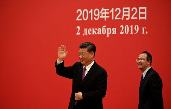 لحظة-دخول-شى-لقاعة-الشعب-فى-الصين