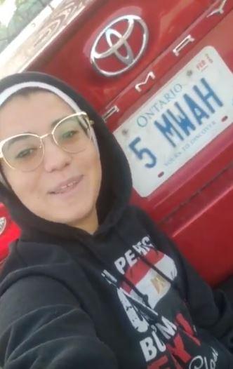 مصرية مقيمة فى كندا