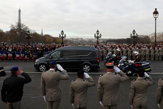 التحية-العسكرية-لضحايا-الجيش-الفرنسى