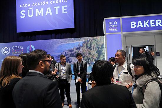 مؤتمر الأمم المتحدة حول تغير المناخ فى مدريد