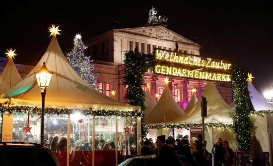 تزيين شوارع ألمانيا
