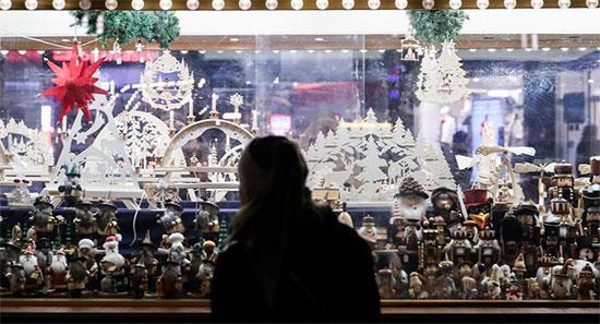 المعروضات فى سوق برلين