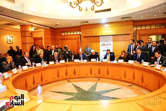 الجلسة التحضيرية الثالثة لمؤتمر الشأن العام (18)