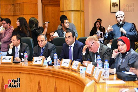 الجلسة التحضيرية الثالثة لمؤتمر الشأن العام (13)