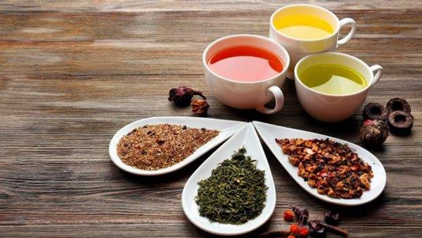 أنواع الشاى