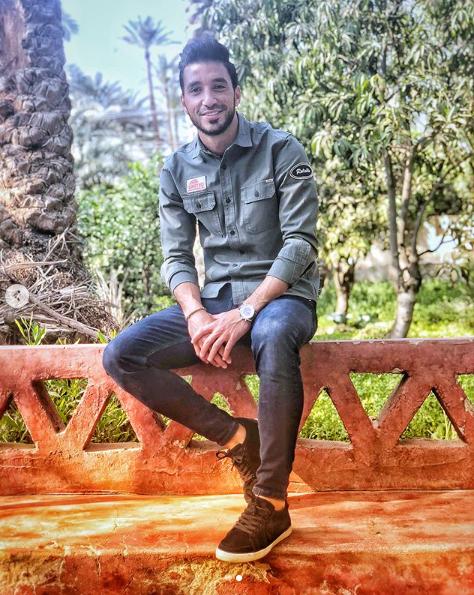 محمد سالم لاعب المقاولون العرب