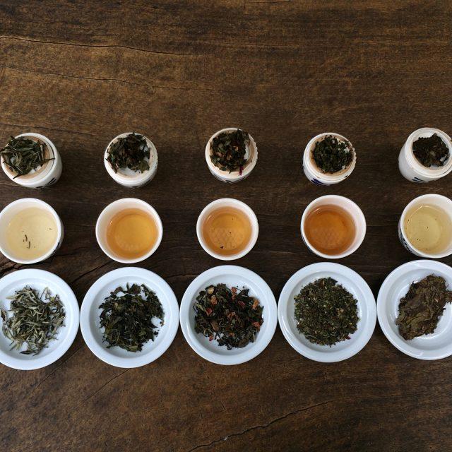 أنواع الشاى وصفات الأبراج