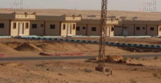 إنجازات جهاز تعمير سيناء على أرض الفيروز (13)