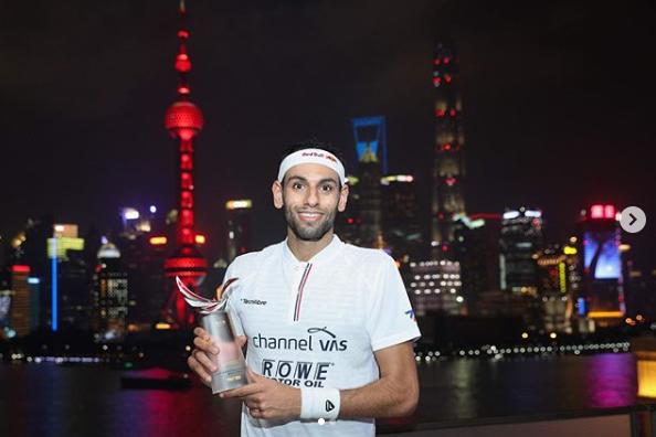 محمد الشوربجي وكأس بطولة الصين