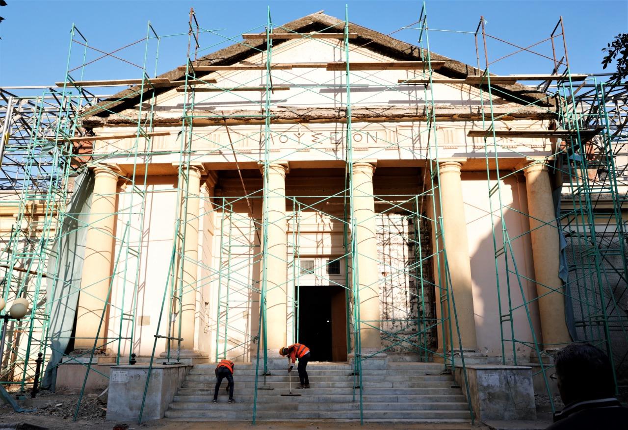 المتحف اليوانانى الرومانى (1)