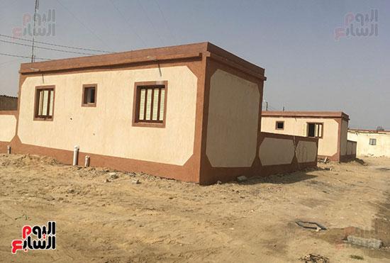 إنجازات جهاز تعمير سيناء على أرض الفيروز (3)