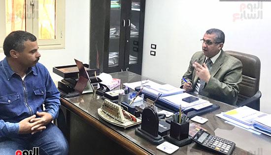 إنجازات جهاز تعمير سيناء على أرض الفيروز (17)