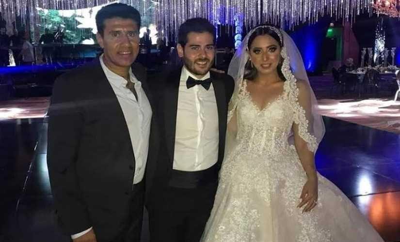 كريم عبد الجواد يحتفل بزفافه