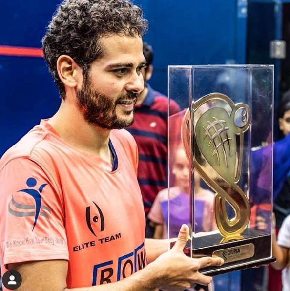 كريم عبد الجواد ودرع بطولة cib