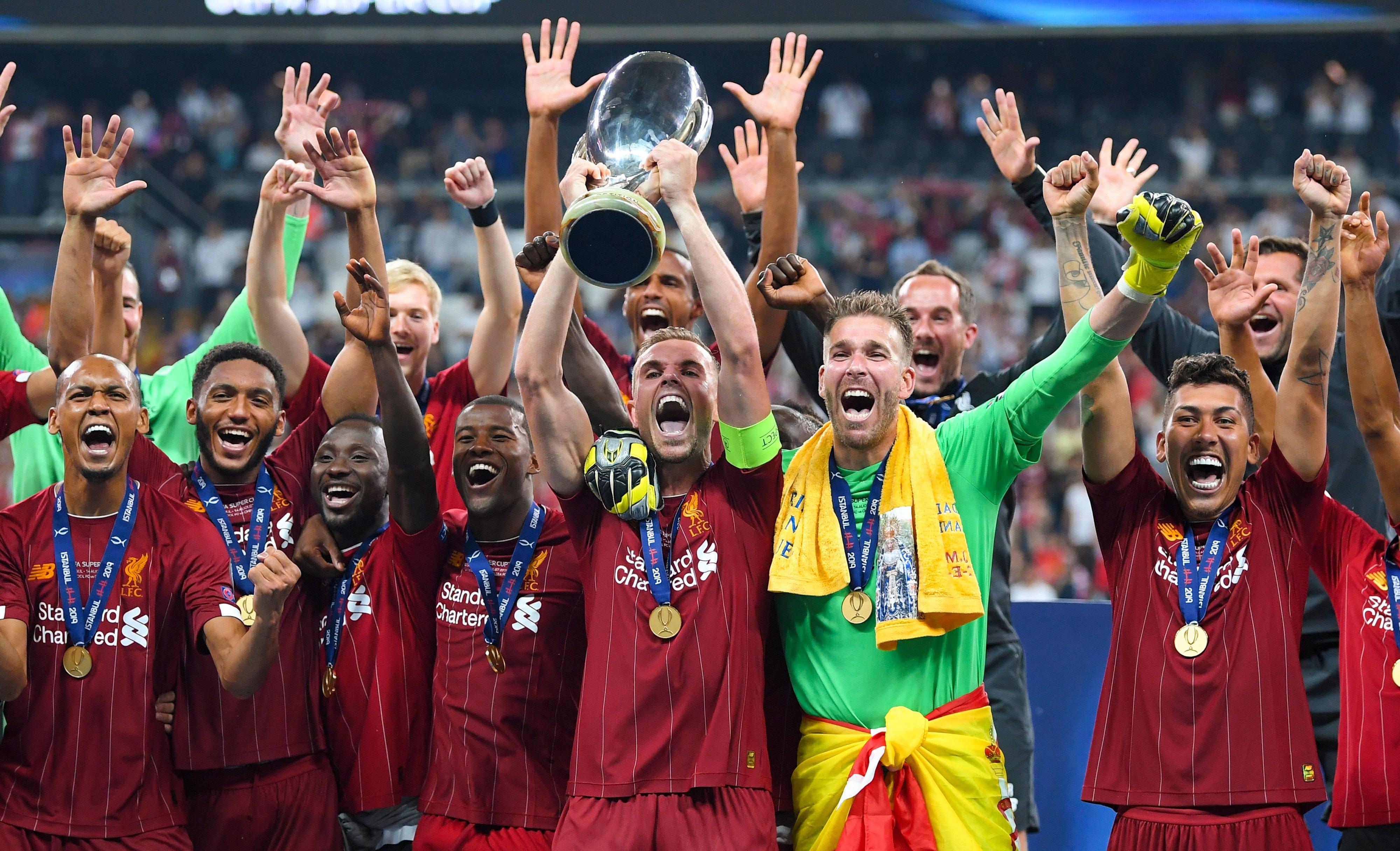 ليفربول يتوج بلقب مونديال الأندية