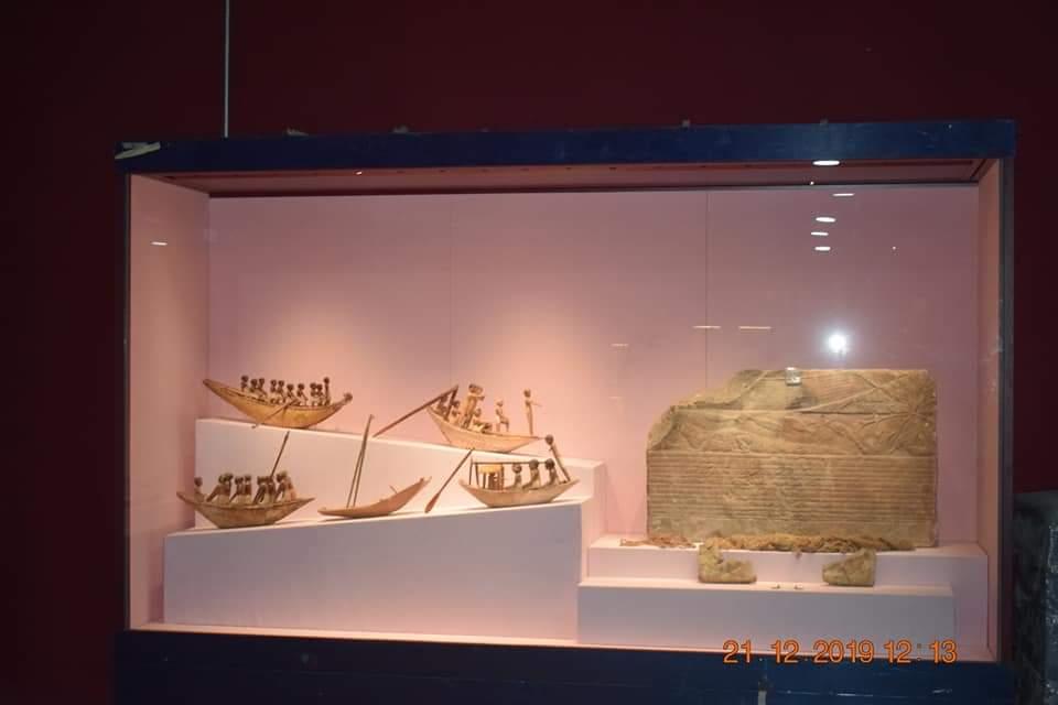 وزير الآثار يتفقد متحف آثار الغردقة (10)
