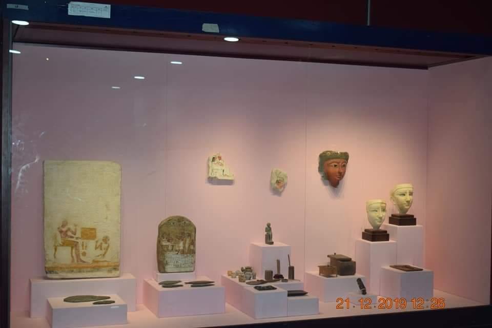 وزير الآثار يتفقد متحف آثار الغردقة (8)