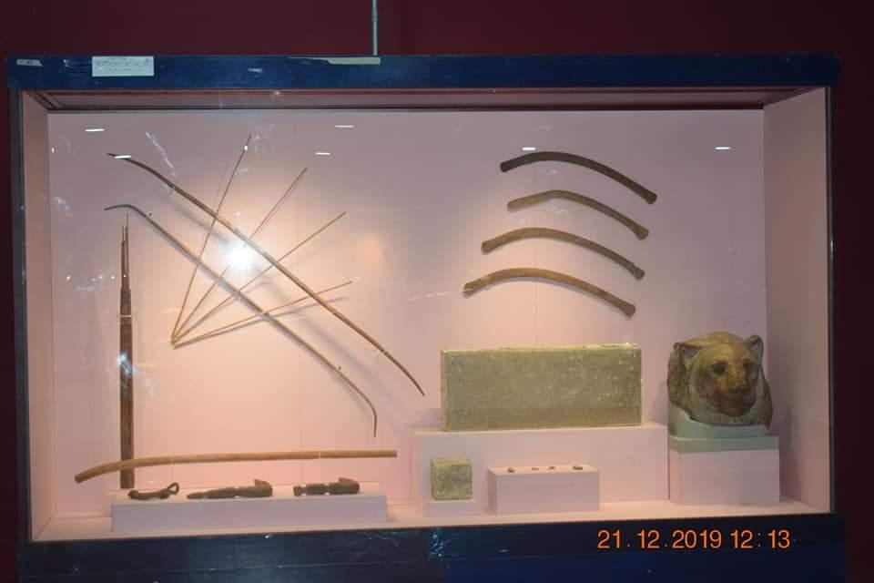 وزير الآثار يتفقد متحف آثار الغردقة (11)