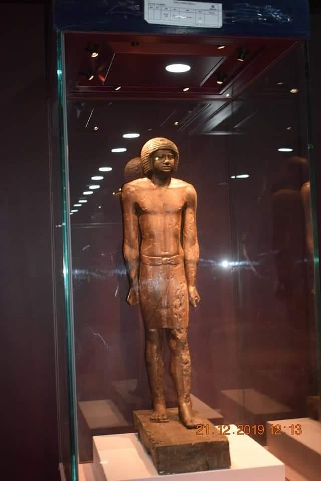 وزير الآثار يتفقد متحف آثار الغردقة (13)