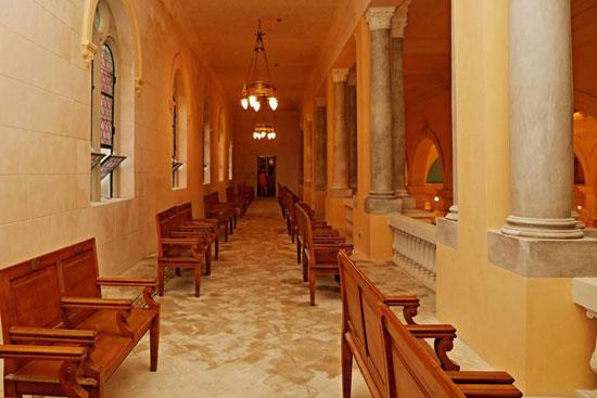 المعبد اليهودى إلياهو هنابى  بالإسكندرية (7)