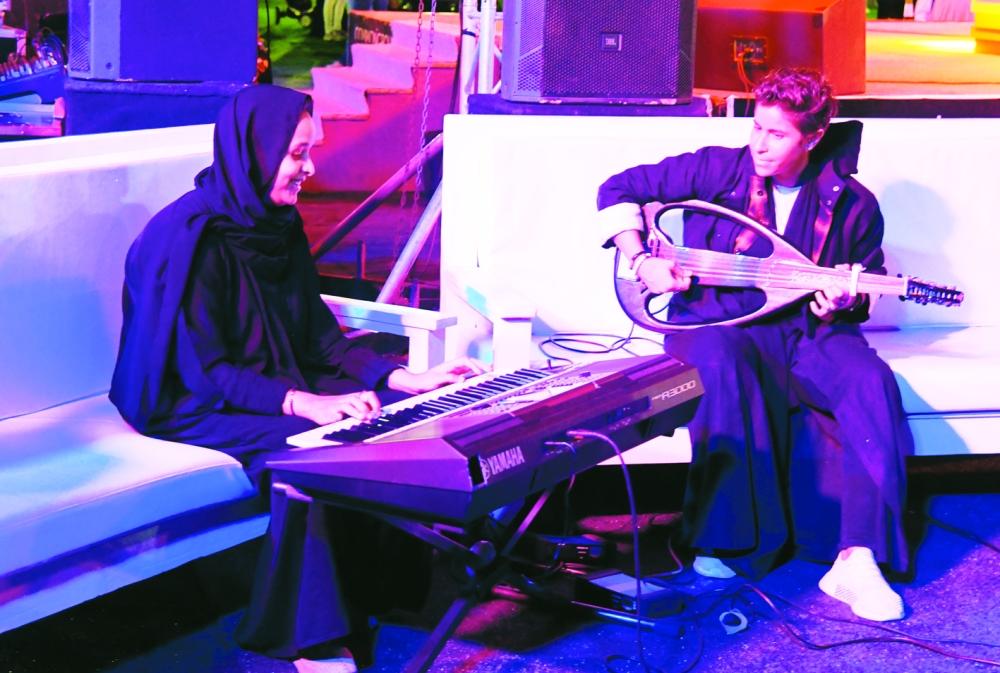 أول امرأة DJ سعودية