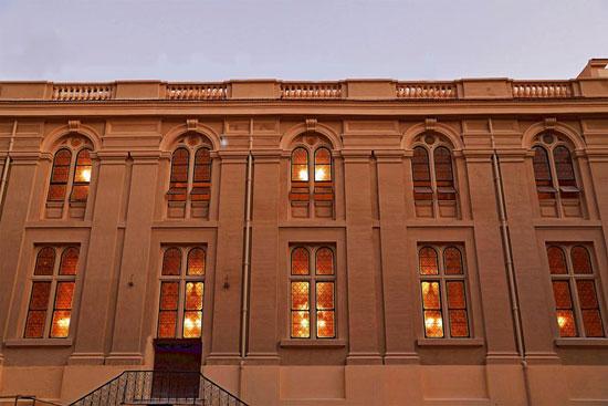 المعبد اليهودى إلياهو هنابى  بالإسكندرية (12)