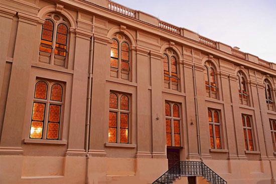 المعبد اليهودى إلياهو هنابى  بالإسكندرية (5)