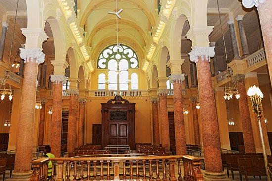 المعبد اليهودى إلياهو هنابى  بالإسكندرية (3)