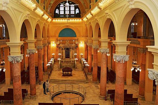 المعبد اليهودى إلياهو هنابى  بالإسكندرية (18)