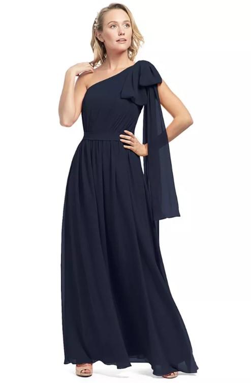 فستان ون شولدر