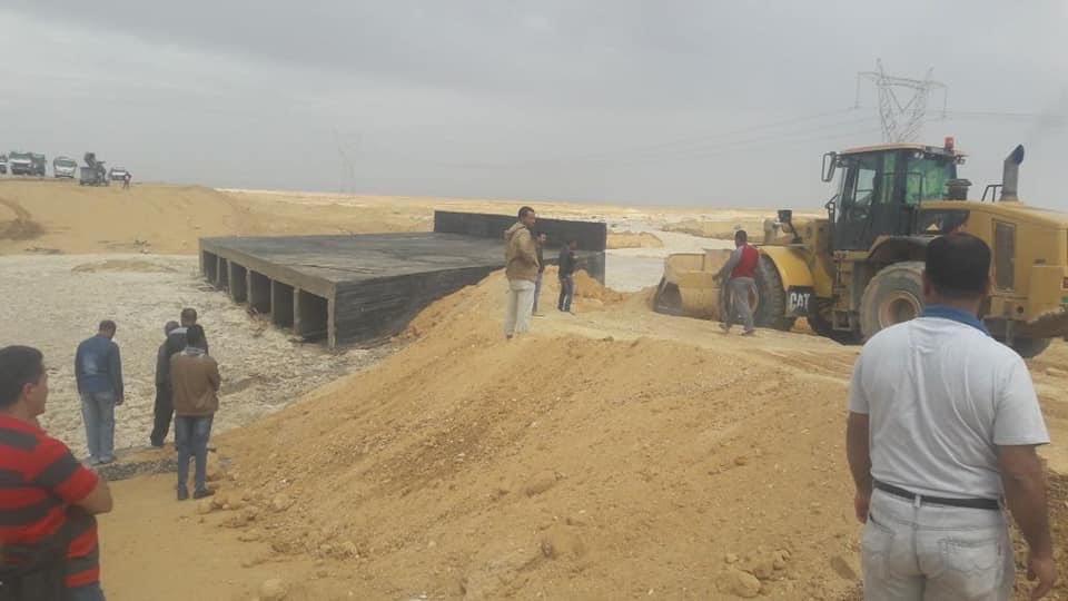 المشروعات التنموية على أرض الفيروز (2)