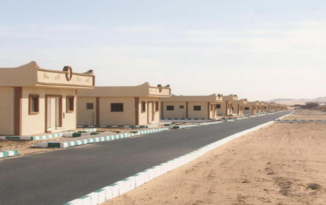 المشروعات التنموية على أرض الفيروز (17)