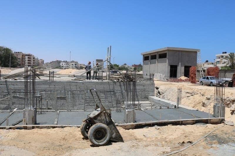 المشروعات التنموية على أرض الفيروز (9)