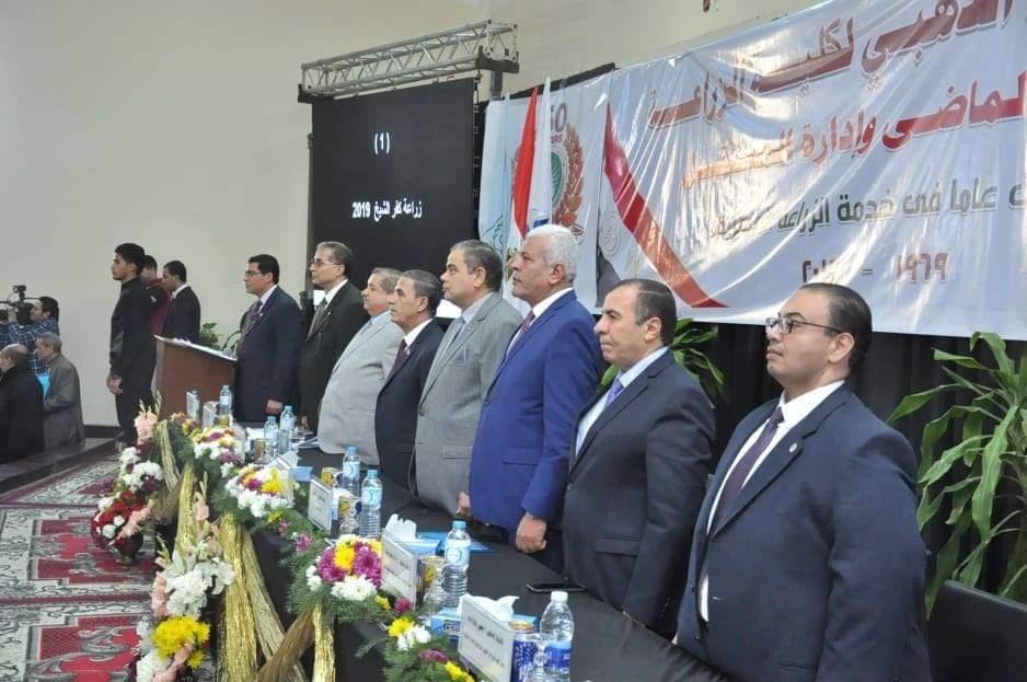 احتفالات زراعة كفر الشيخ (2)