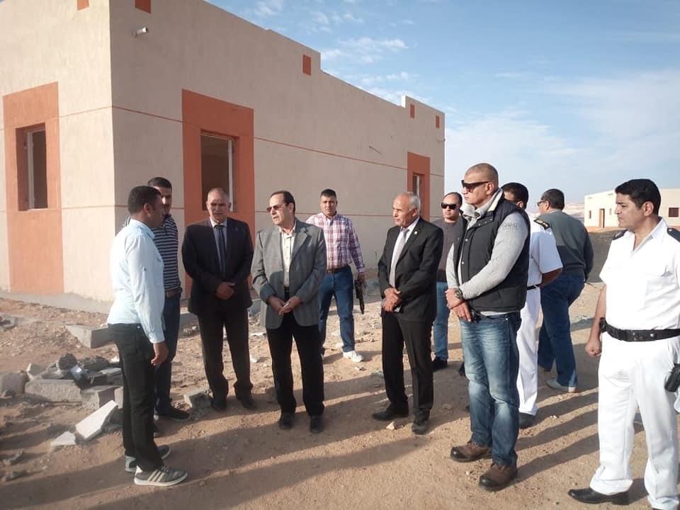 المشروعات التنموية على أرض الفيروز (13)