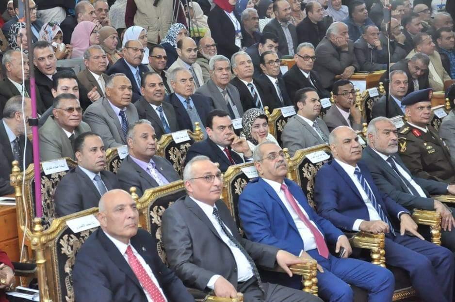 احتفالات زراعة كفر الشيخ (3)